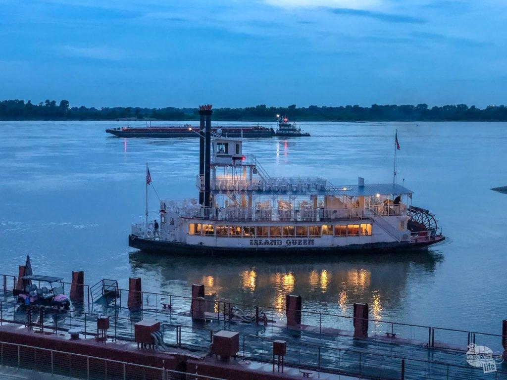 Memphis Riverboats