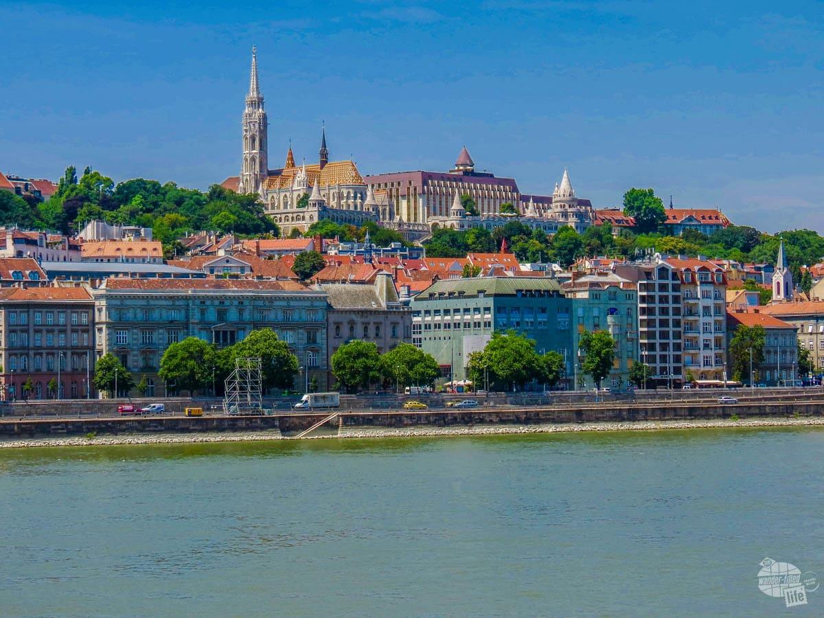 Buda Castle Hill