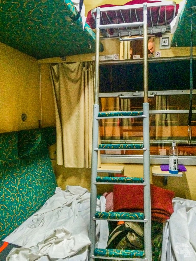 Night Train to Budapest