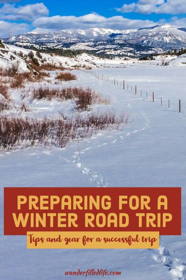 Winter is a great time to travel, but a winter road trip requires forethought. Here, we share our tips for planning and gearing up for a successful trip.
