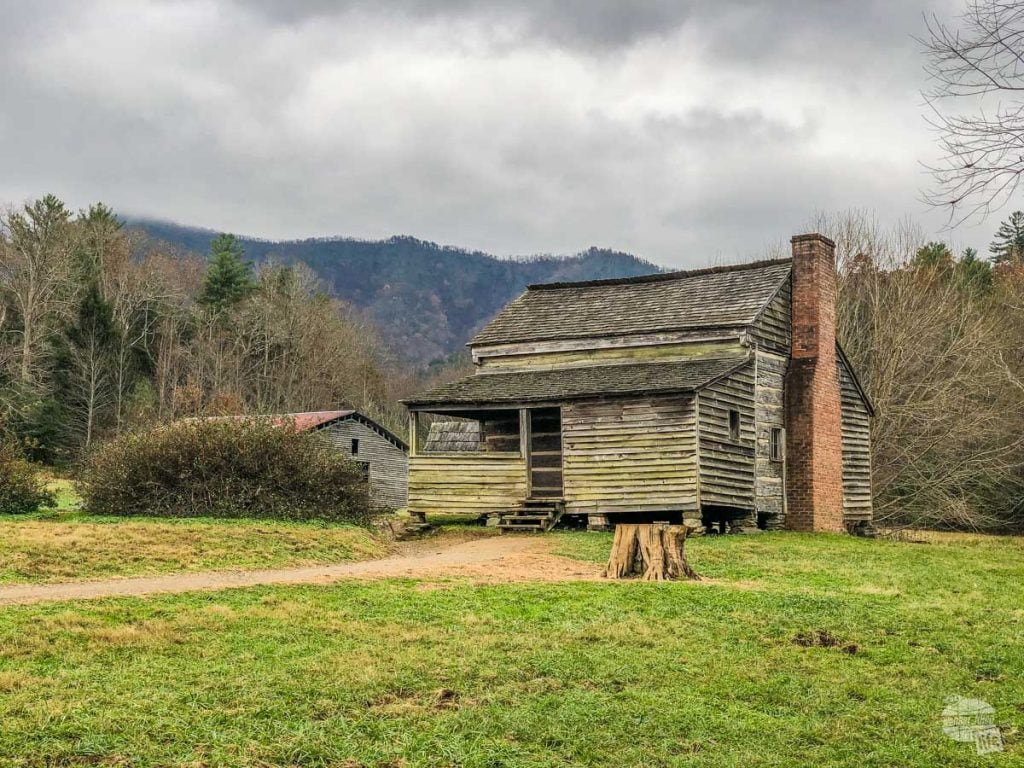 Lawson Cabin in Cades Cove