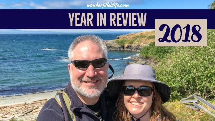 Our Wander-Filled Life 2018 Year in Review