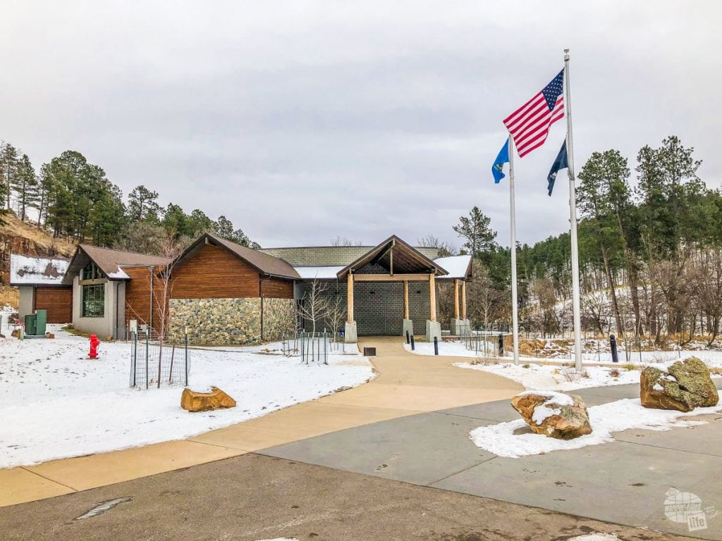 Custer State Park Visitor Center