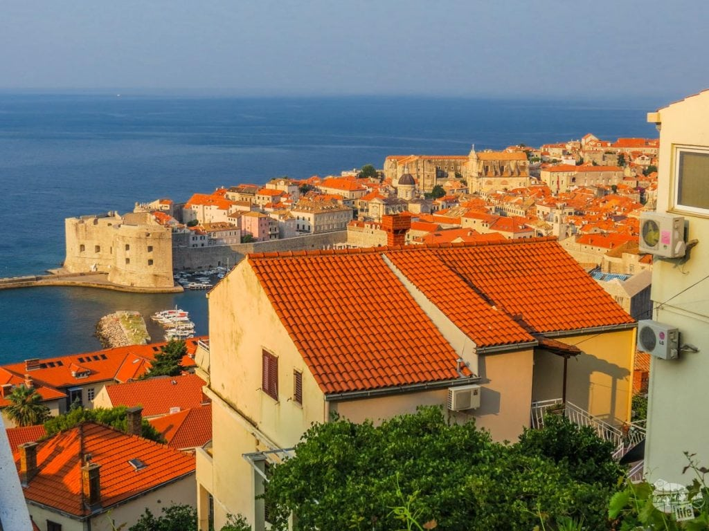 Dubrovnik in the morning