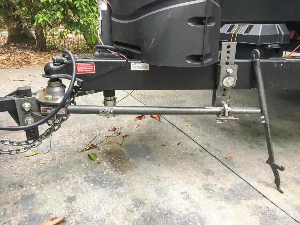 Husky Centerline Hitch