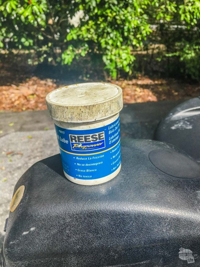Reese Towpower Hitch Lube