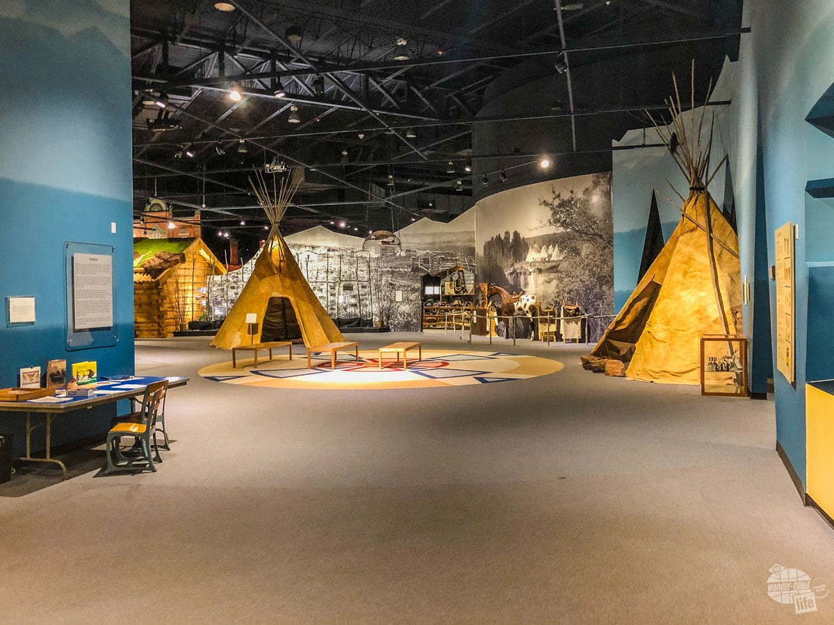 The Journey Museum in Rapid City.