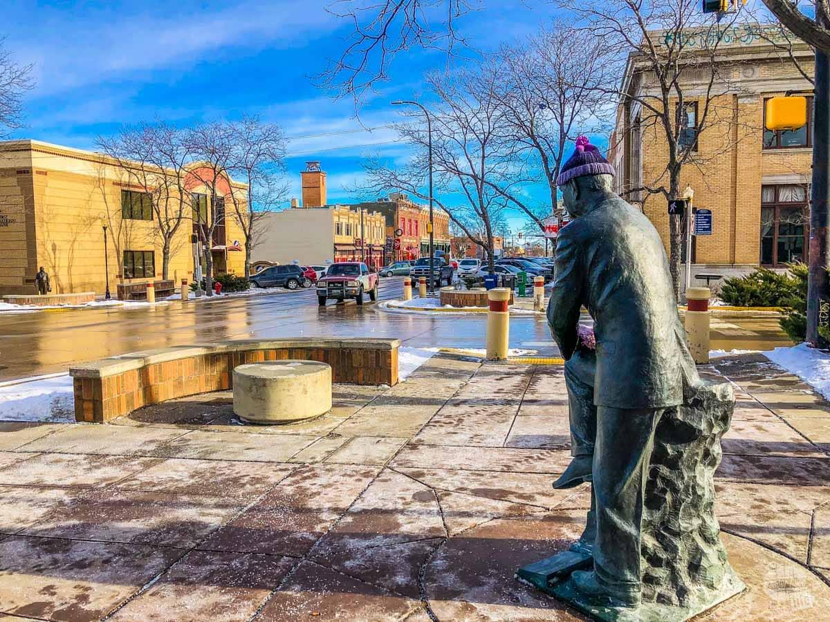 Main Street in Rapid City