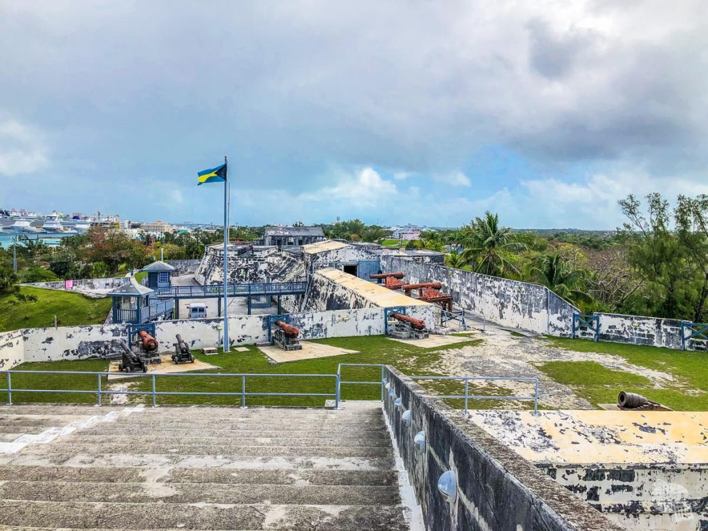 Fort Charlotte in Nassau