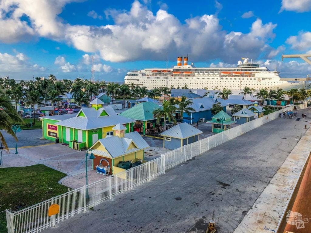Freeport, Bahamas cruise port