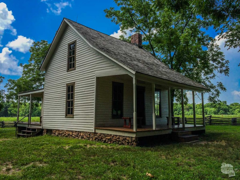 The Moses Carver House