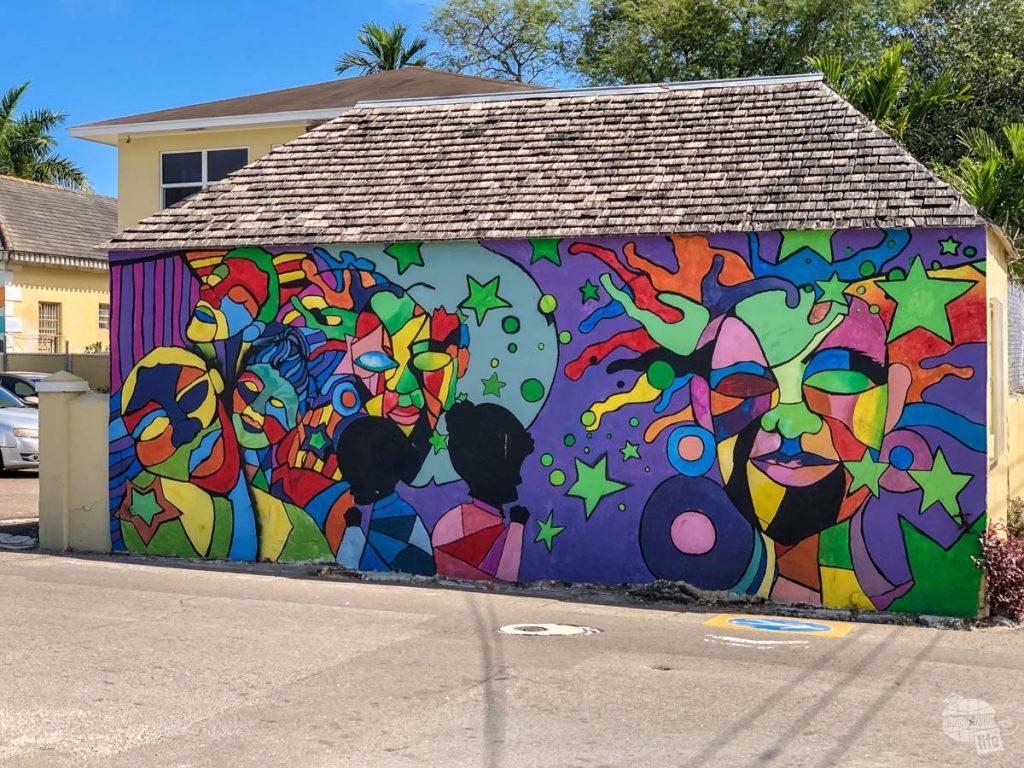Murals of Nassau