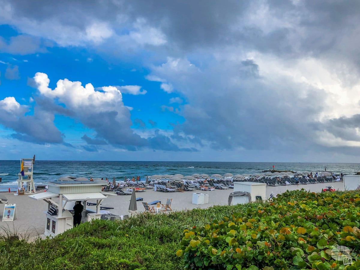 The Beach at the Boca Beach Club