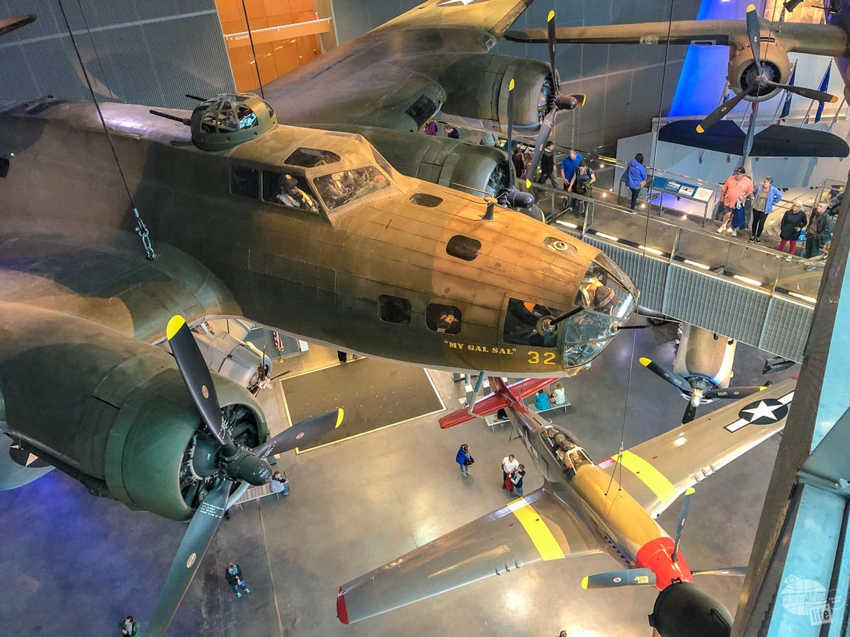 World War II Museum in New Orleans.