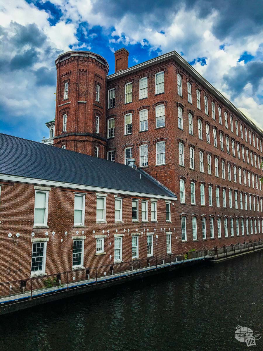Lowell NHP tells the story of the first factory town.