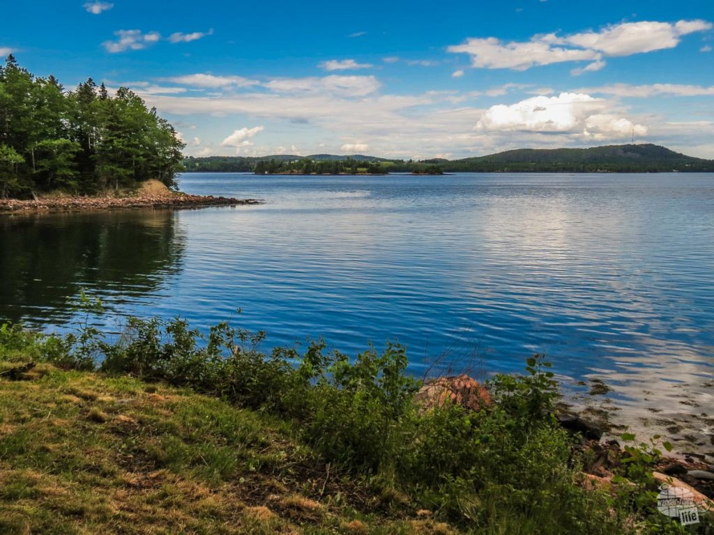 St. Croix Island was a brutal first attempt at settling this area by the French.