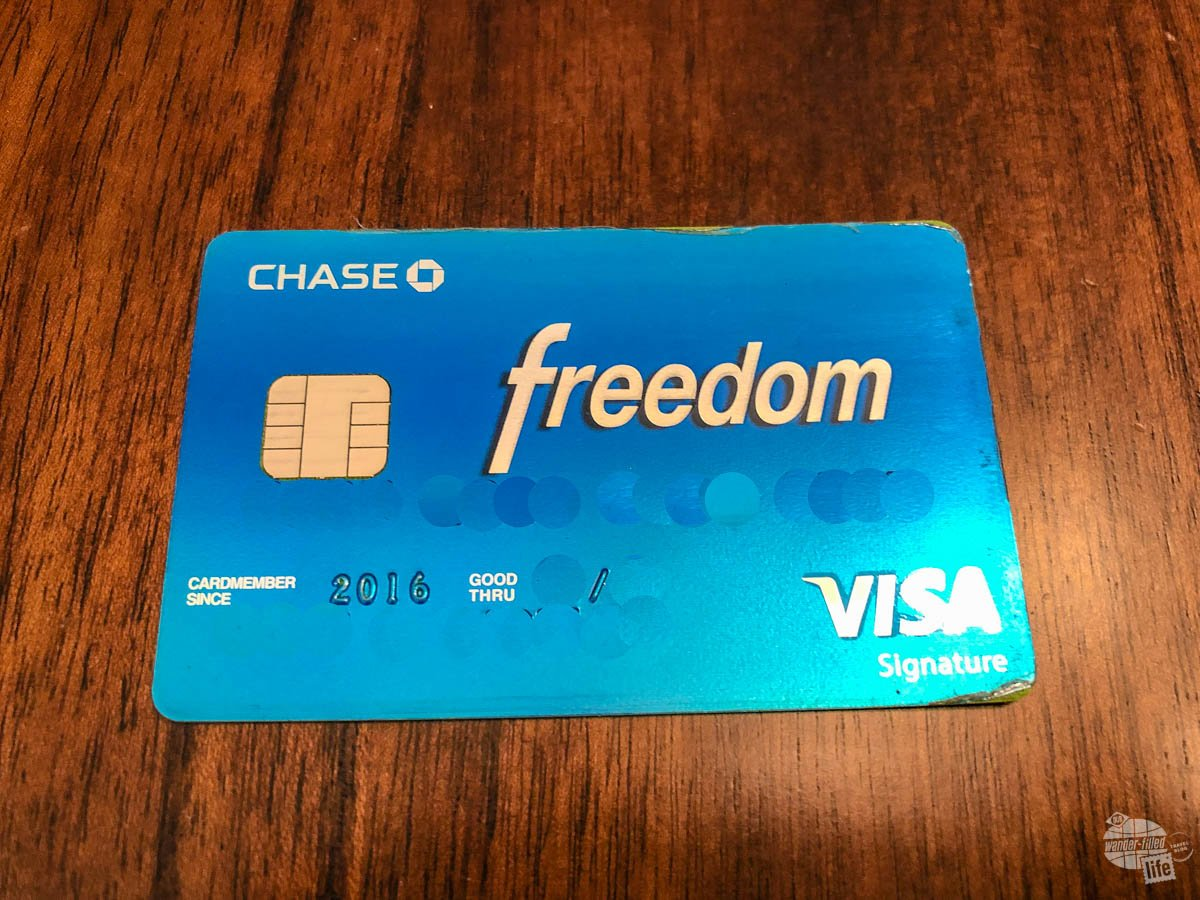 The Chase Freedom card has rotating categories for 5% cash back. While I normally wouldn't get the Freedom card, when combined with a Chase Ultimate Rewards Points card, you get 5x points on those categories. Much more valuable. Personal information edited out.