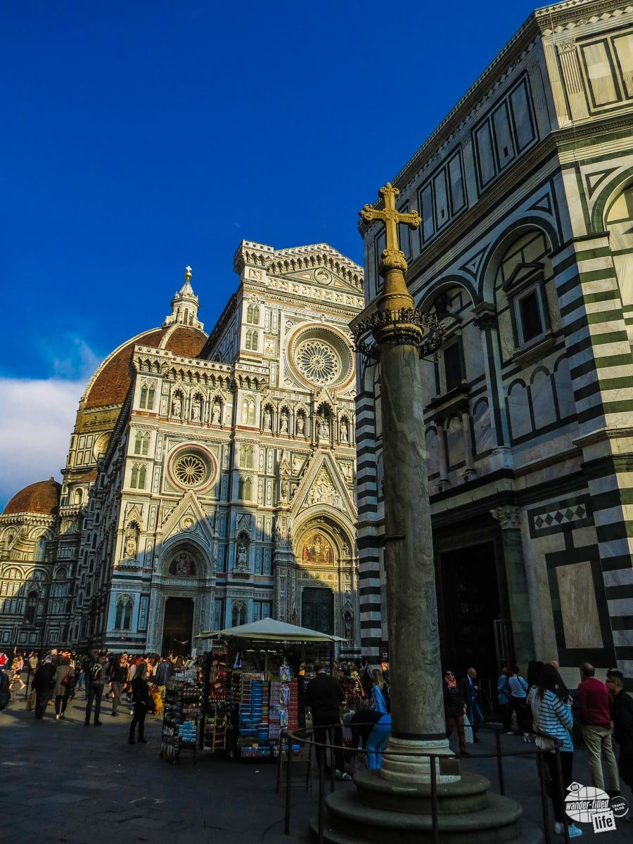 Spectacular. That's the only way to describe the Duomo in Florence.
