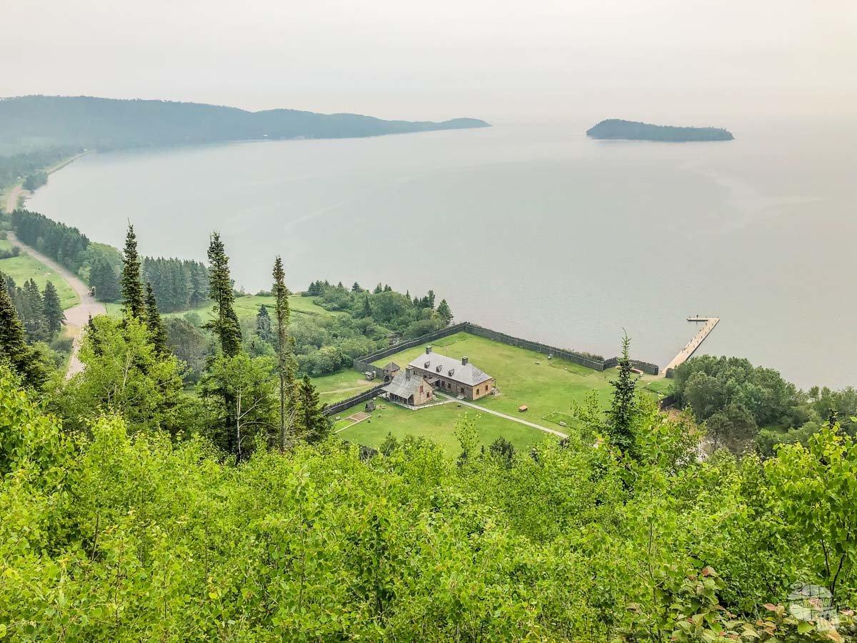 Grand Portage Bay