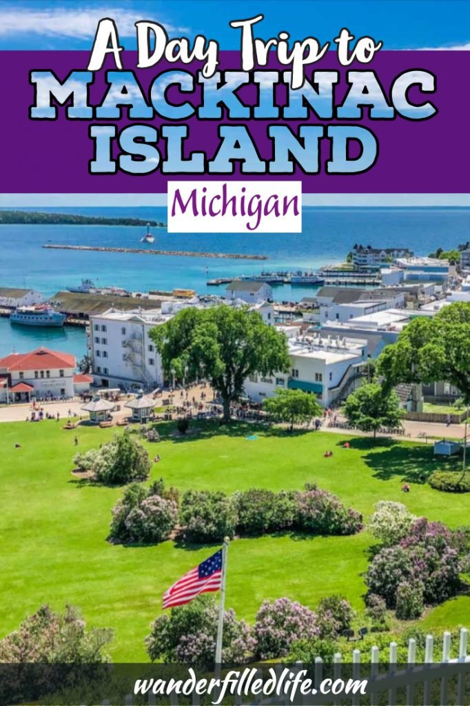 The car-free town of Mackinac Island, MI has been a tourist favorite for many years. Here are our tips for how to spend one day on Mackinac Island.