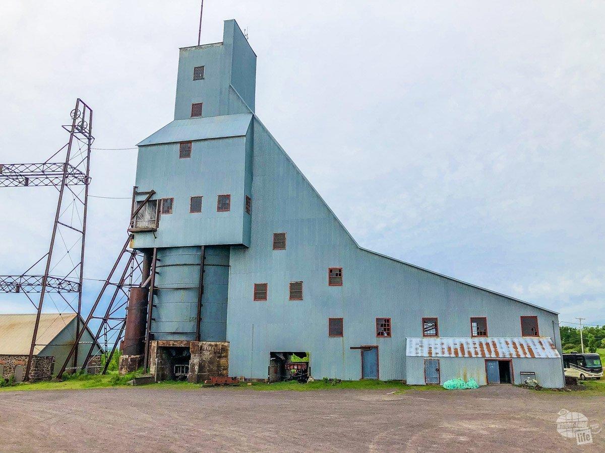 Quincy Mine No. 2 Shaft Rock House