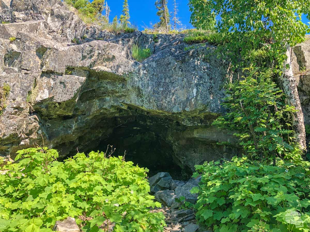 Suzie's Cave