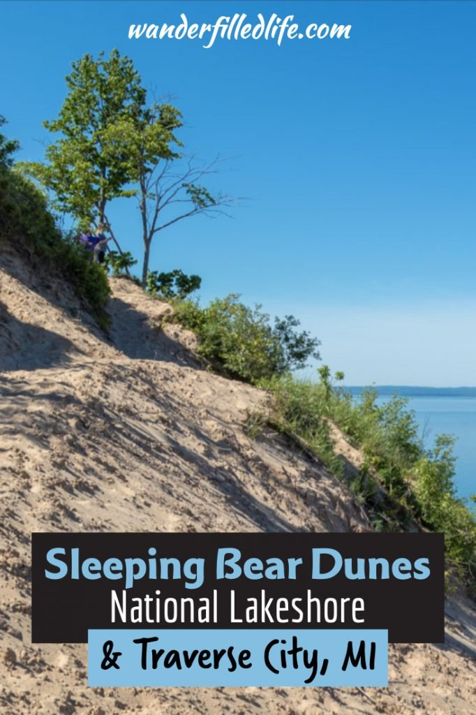 Sleeping Bear Dunes National Lakeshore and Traverse City proved a winning combo for our summer road trip... Easily a favorite stop!