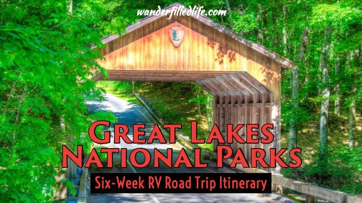Great Lakes National Parks Itinerary