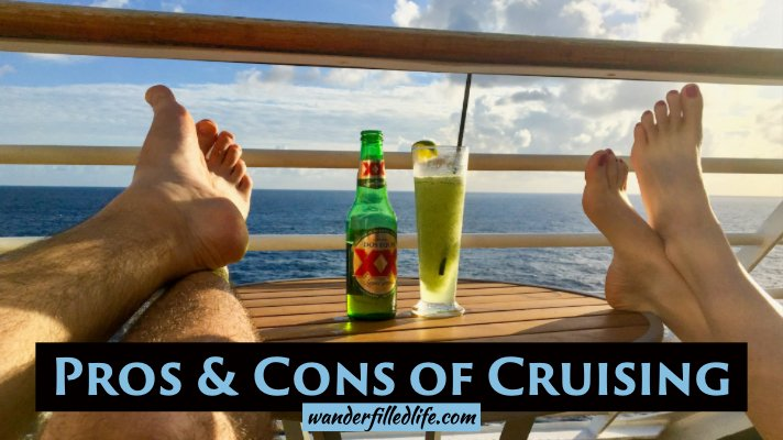 Pros & Cons of Cruises