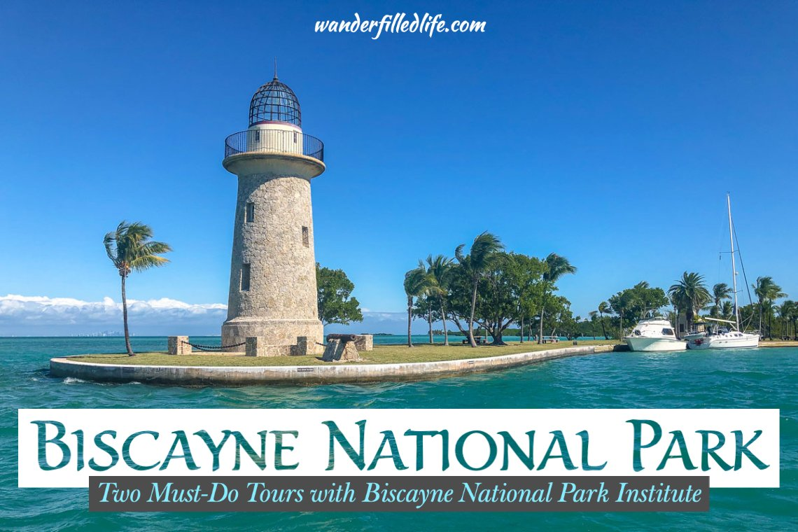 Biscayne National Park Tours