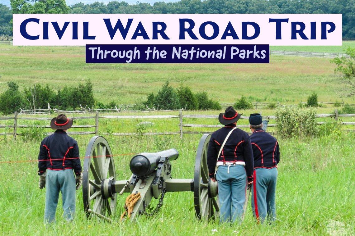 Civil War Road Trip