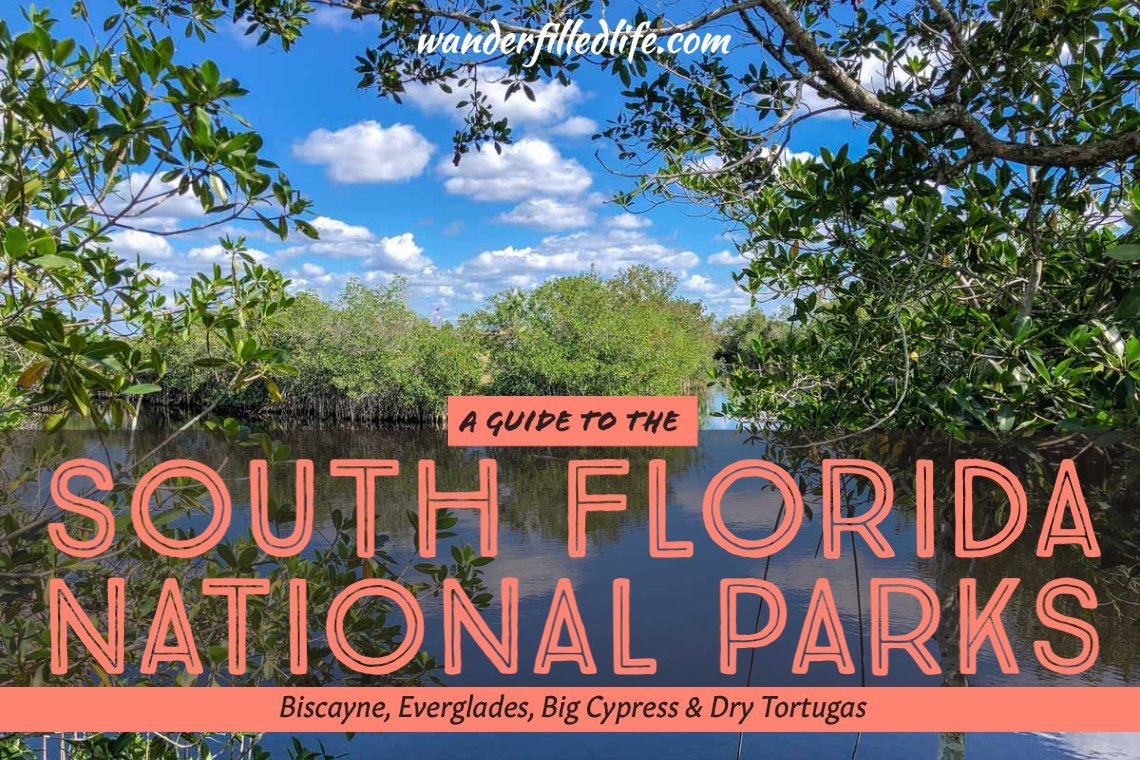 South Florida National Parks Guide