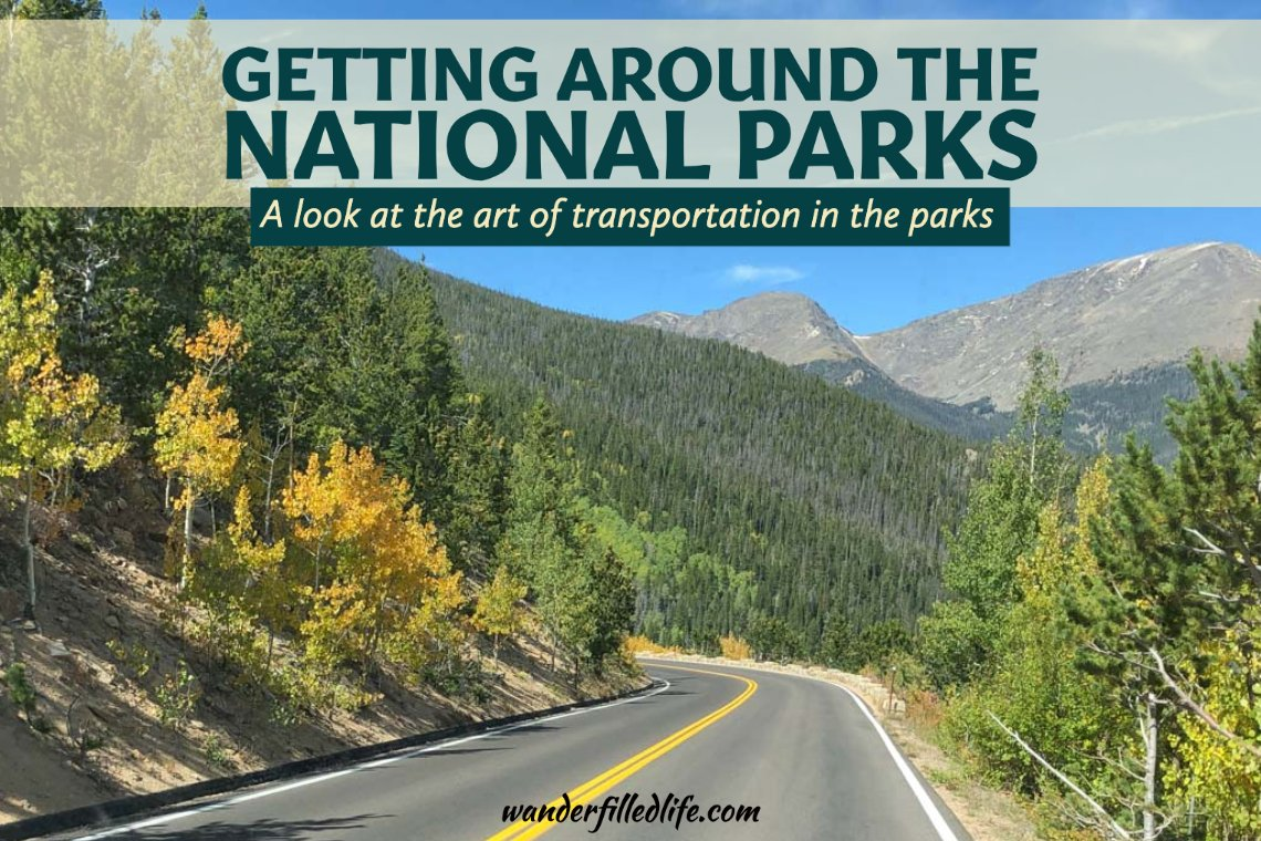 Getting Around in National Parks