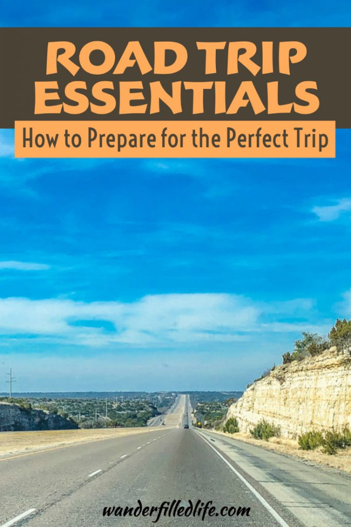 Headed out on a road trip? Prepare yourself with our road trip essentials. Our list covers everything you need for a safe and successful road trip.