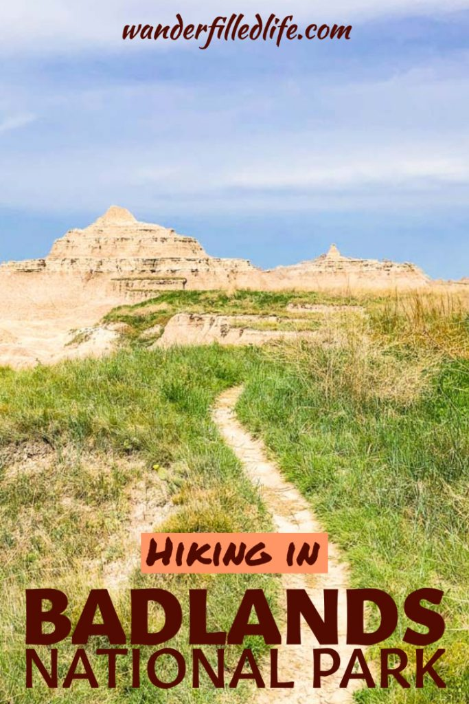 Hiking in Badlands National Park is one of the most rewarding ways to spend your time in the park. The hikes aren't difficult and the scenery is staggering.