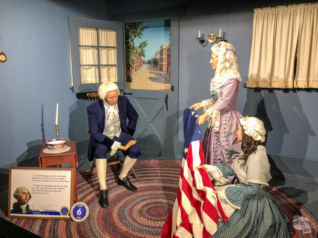 The National Presidential Wax Museum is a great attraction near Mount Rushmore.