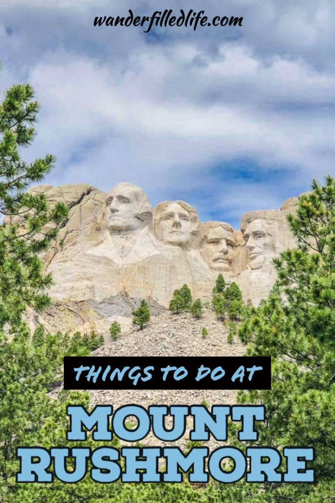 Believe or not, there are more things to do at Mount Rushmore than just snap a picture and move on. Check out our guide for making the most of your visit.