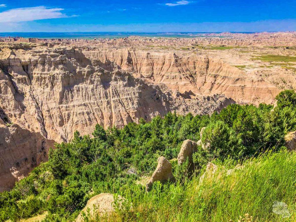Badlands National Park is one of our favorite South Dakota national parks.