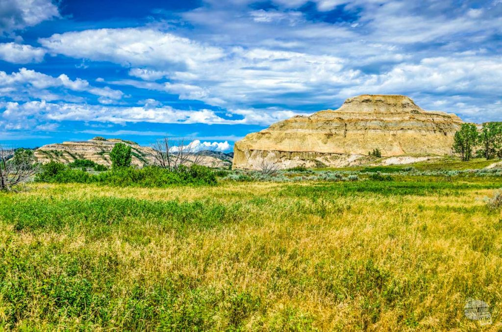 The North Unit of Theodore Roosevelt NP is well worth the drive when visiting the North Dakota national parks.