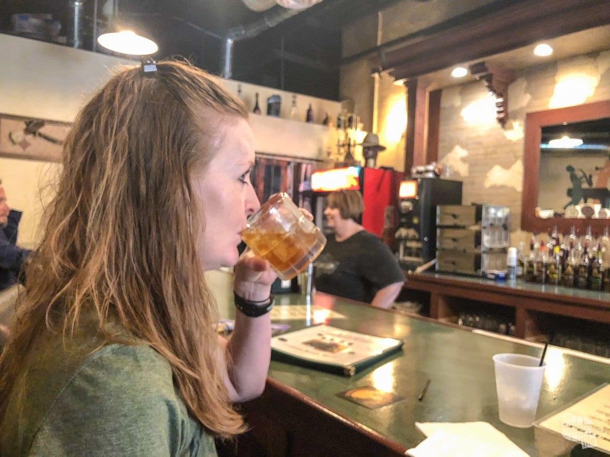 Black Hills Contraband Distillery serves up interesting bourbon flavors in the Black Hills.
