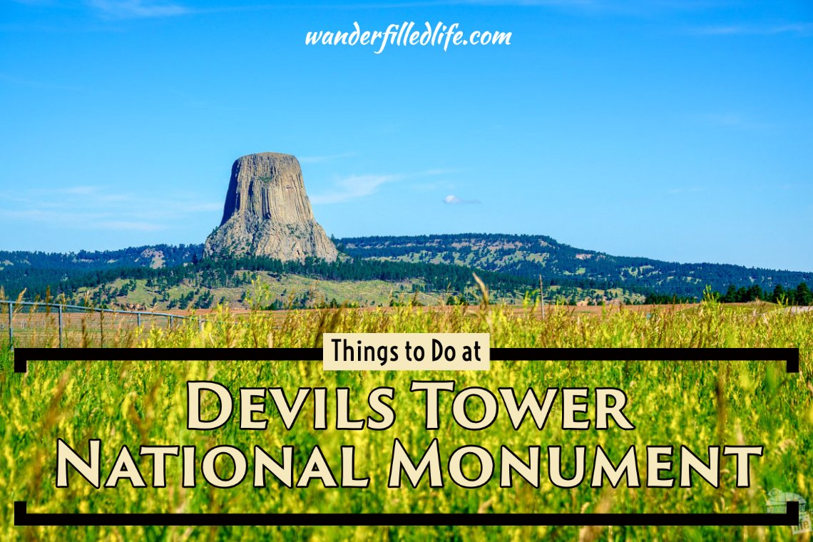 Things to Do at Devils Tower