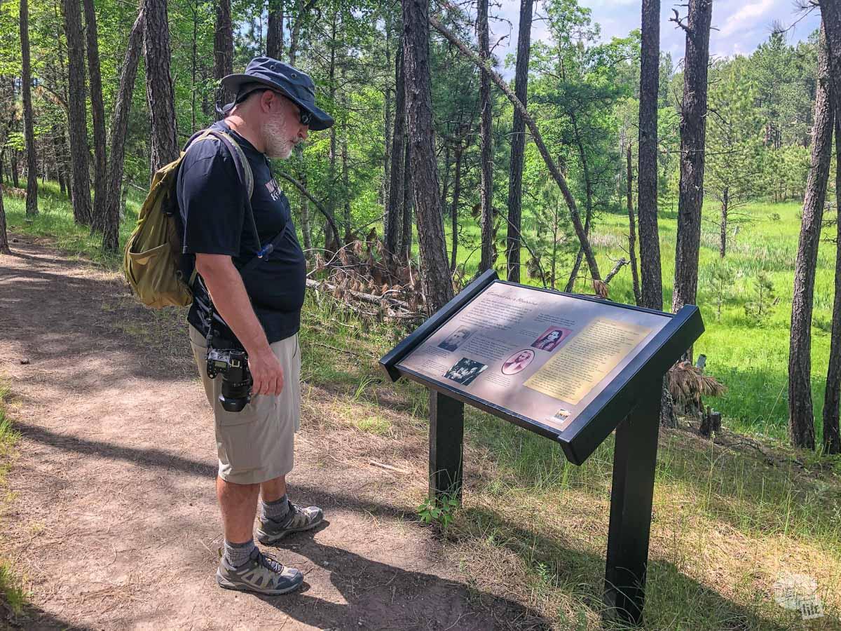 """Grant reading up on Badger Clark, South Dakota's """"Poet Lariat."""""""