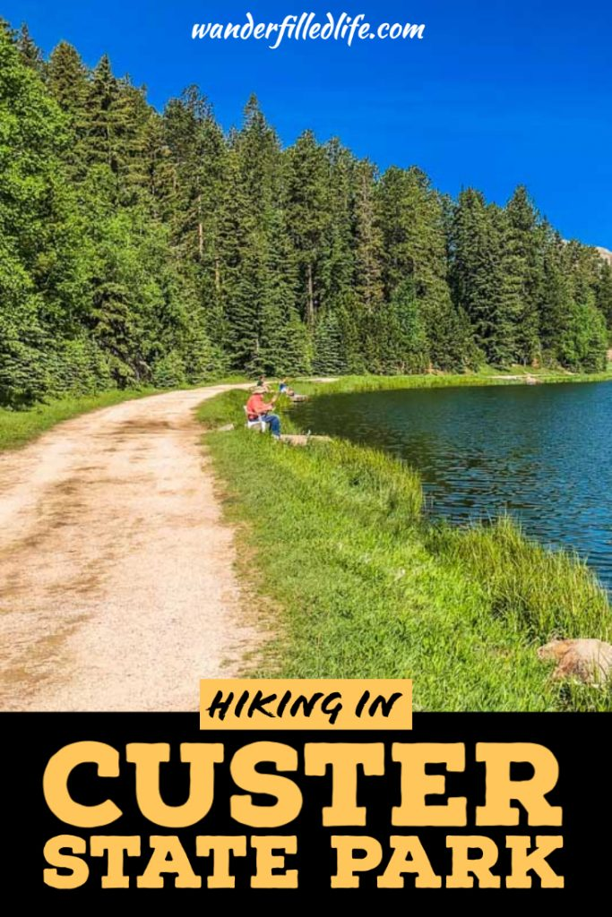 Getting out on the trail is one of our favorite things to do and you will find a ton of great hikes in Custer State Park in the Black Hills.
