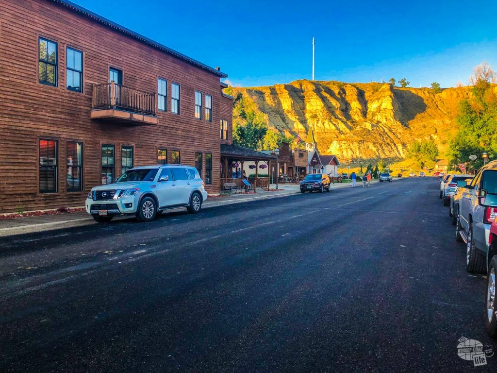 A walk through downtown is a must when in Medora.