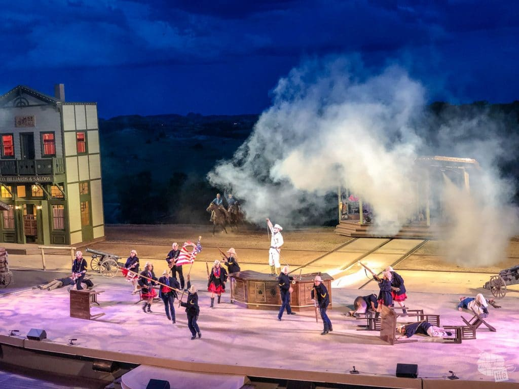The Medora Musical is one of the top things to do in Medora.