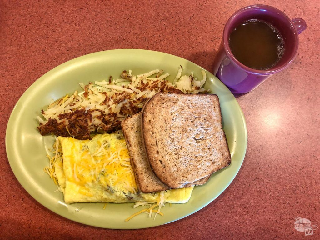 Baker's Bakery and Cafe is one of the best restaurants in the Black Hills for breakfast.