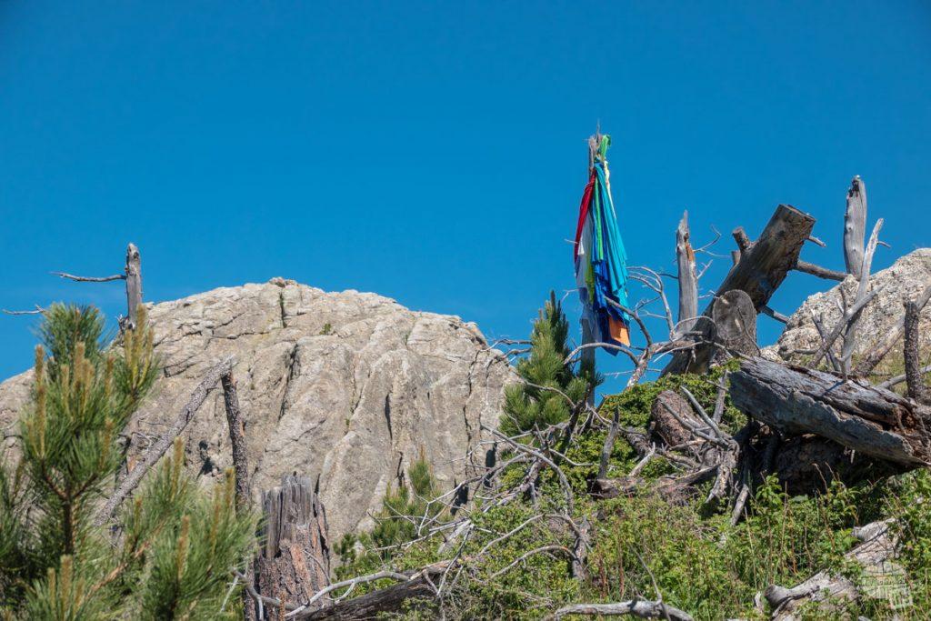 Black Elk Peak is the highest peak in the Black Hills and in all of South Dakota.