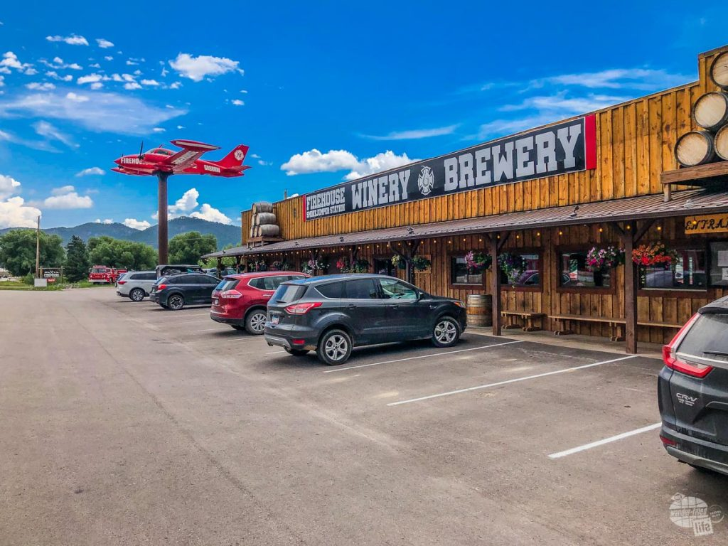There are plenty of great breweries and wineries in the Black Hills.