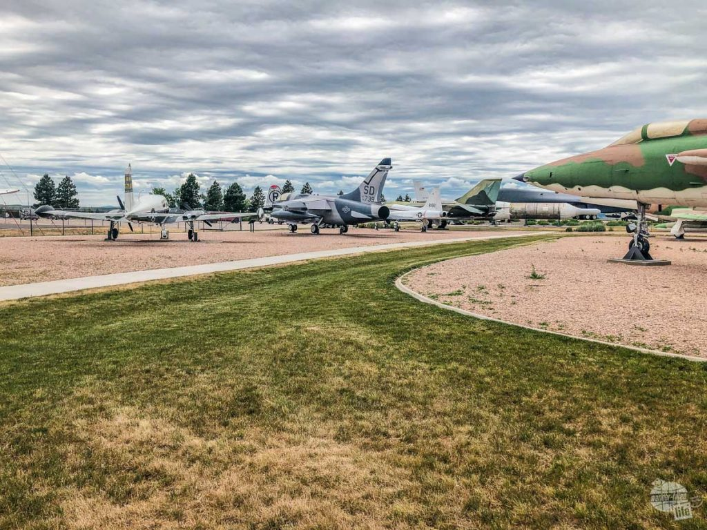 The Air and Space Museum in Rapid City is great for anyone.