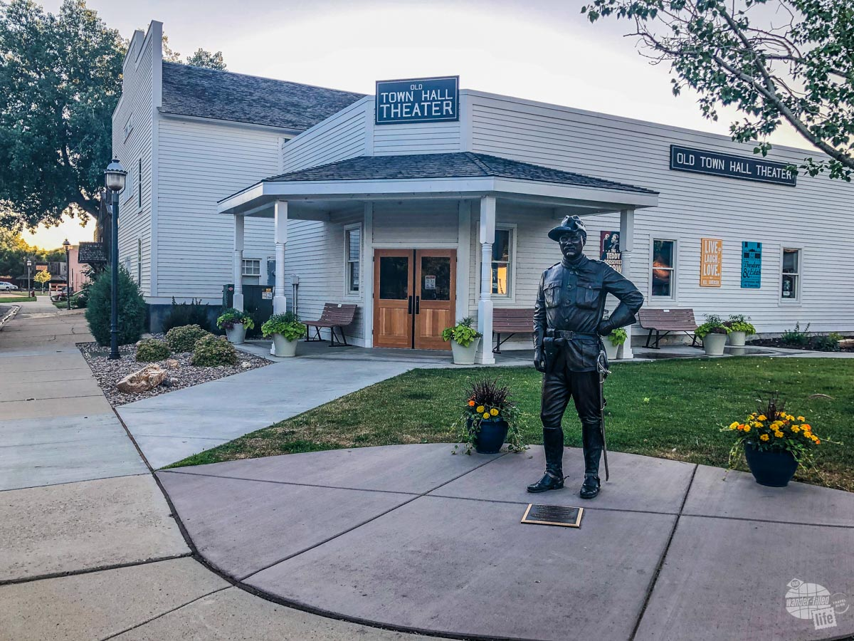 A stay in Medora is a must when visiting the North Dakota national parks.